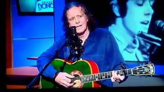 3/30/12 /DONOVAN LEITCH at FOX TV in L.A.  JENNIFER/JUNIPER ACOUSTIC LIVE