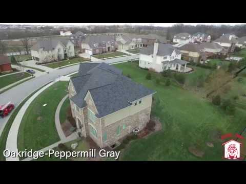 Shingle Color: Peppermill Gray 