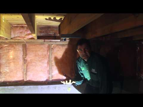 How to Ruin a Rim Joist -- Island Basement Systems on the Job