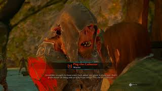 Middle of Earth: Shadow of War All Collectibles Walkthrough part 10, HD (NO COMMENTARY)