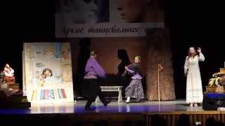 """Казачий танец Шоу балет """"Фиеста"""""""