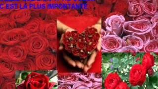 L'important c'est la Rose!!!!! Gilbert Becaud