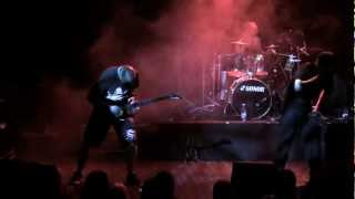 Video Posthumous Blasphemer - Minsk, 6 March 2013
