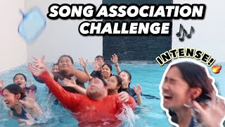 INTENSE SONG ASSOCIATION CHALLENGE WITH MY COUSINS!