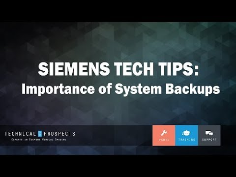 Importance of System Backups