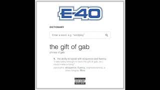 """E-40 """"When Life Shows Up"""" Feat. Mike Marshall & Dr. Cornel West"""