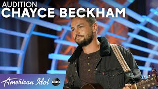 Chayce Beckham Sounds Like The Heart Of America! - American Idol 2021