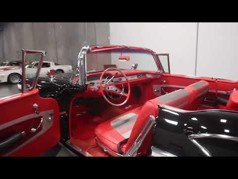 1958 Chevrolet Impala for Sale - CC-1018277