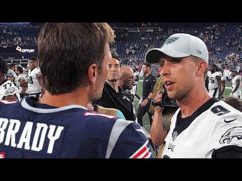 Tom Brady Responds to Why He Shook Hands With Aaron Rodgers, Drew Brees But Not Nick Foles