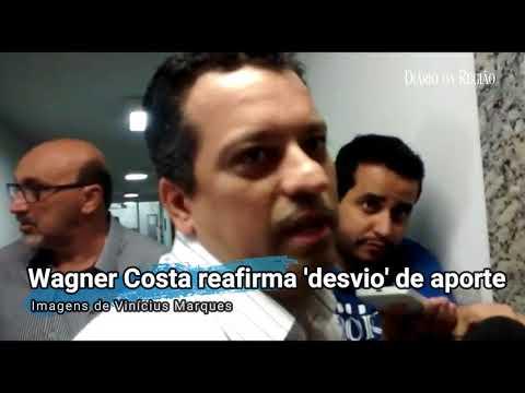 Empresário Wagner Costa