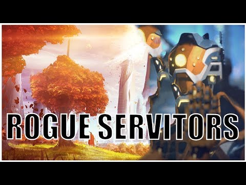 Stellaris Except We're Rogue Servitors Playing Galactic Pokemon