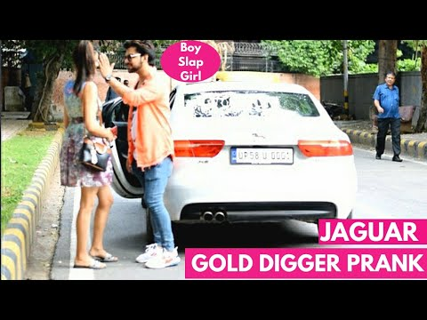 Awareness Gold Digger Prank India || Gone Emotional || Pranks In India || Harsh Chaudhary