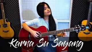 (Near Ft Dian Sorowea) Karna Su Sayang   Josephine Alexandra | Fingerstyle Guitar Cover