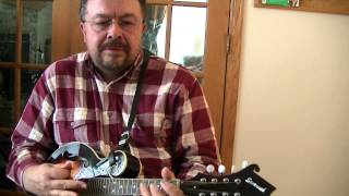 "Willard Losinger performing ""The Jolly Tinker"" with Mandolin accompaniment 2015-05-27"