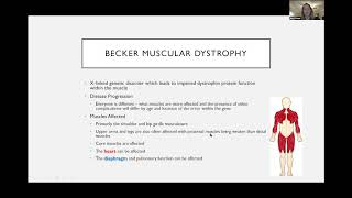 Physical Therapy and Becker Muscular Dystrophy
