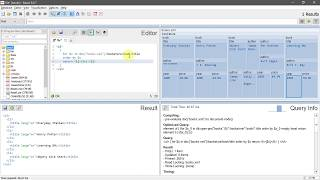XQuery with BaseX