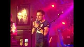 "Danny Gokey w/ Eye Docs of Roc - ""Get Away"" Hard Rock Cafe/Las Vegas 9/7/12"