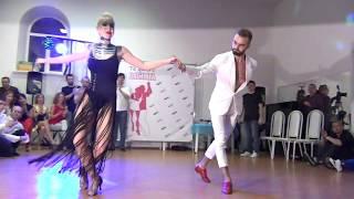 Шоу-номер Глеб Шустов и Екатерина Воячек (г. Пенза)