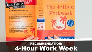 Tim Ferriss' 4-HOUR WORKWEEK Teaches You How to Live Life on Your Own Terms