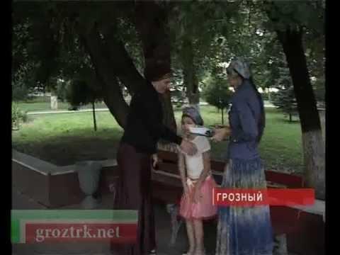 Конкурс - Детское перо - видео-репортаж
