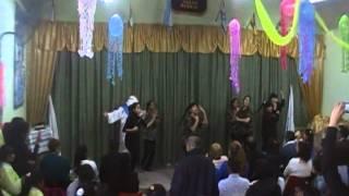 Grupo danzas proféticas - Esta es mi fe