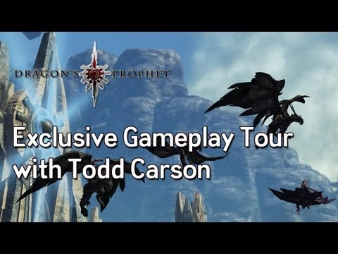 Gameplay Tour with SOE's Todd Carson