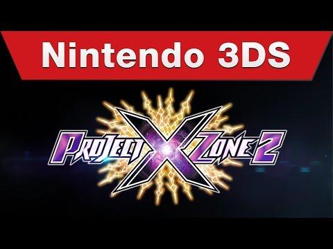 Видео № 0 из игры Project X Zone 2 (Б/У) [3DS]