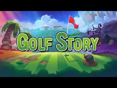 Golf Story Release Trailer thumbnail