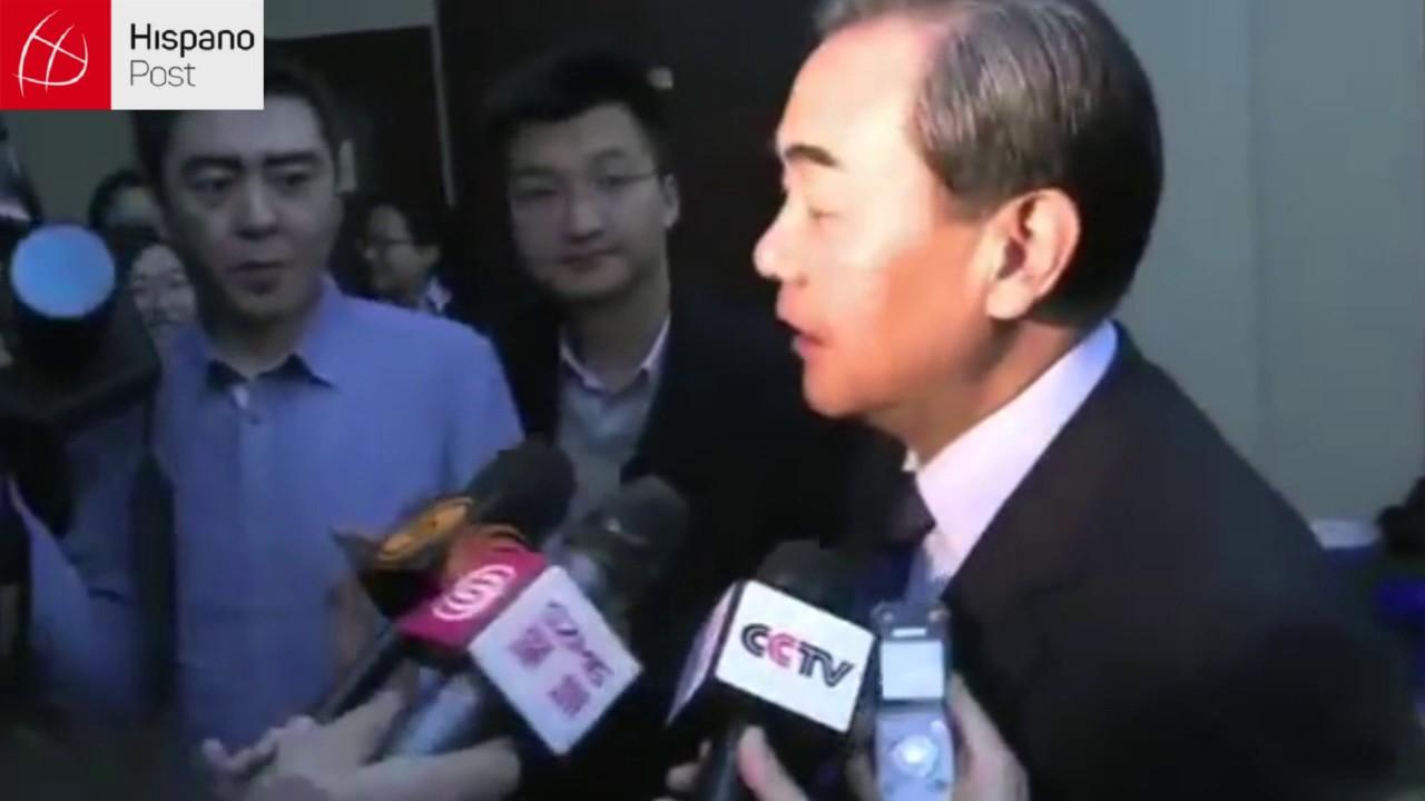 China protesta ante EEUU por conversación de Trump y Presidenta Tsai