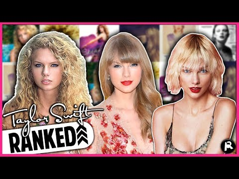 Every Taylor Swift Album Ranked WORST to BEST