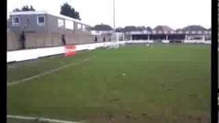 preview picture of video 'Harrow Borough 4 - 1 Maidstone Utd  15/02/14'