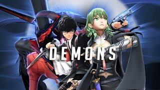 【Demons】x Kirumi