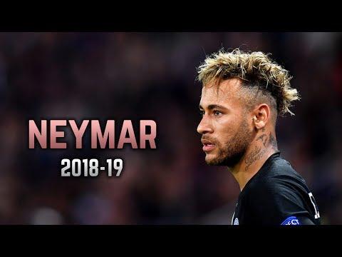 Neymar Jr 2018-19   Dribbling Skills & Goals