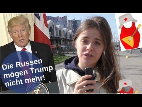 Die Russen mögen Trump nicht mehr! [Video]