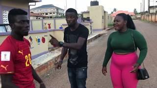 Kwaku Manu & Filaman - Collect your C0ndom or el$e your wife ....