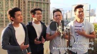 Hanggang Dito Na Lang - Voice Male (Official Lyric Video)