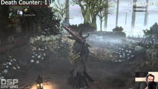 This Is How You DON'T Play Bloodborne: The Old Hunters (0utsyder Edition)