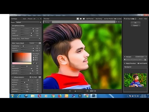By Photo Congress || Imagenomic Portraiture Free Download Photoshop