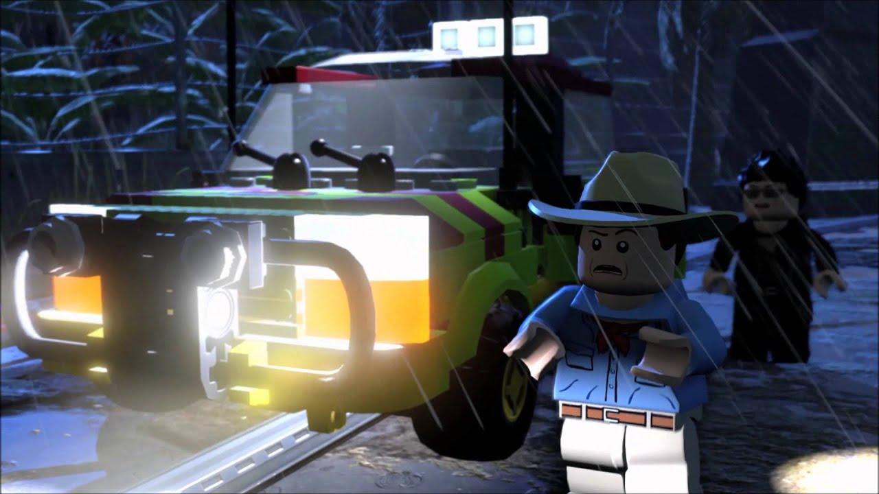 LEGO Jurassic World llegará a PS4, PS3 y PS Vita el próximo 12 de junio