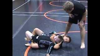 preview picture of video 'Yoley Jiu Jitsu (7yrs) - Hayastan Grappling Challenge April 14, 2012 - Fredonia N Y'