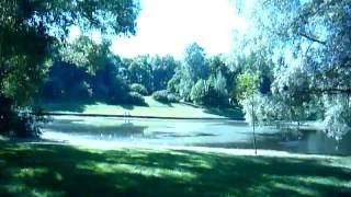 Парк Новознаменка - прогулка на велосипеде