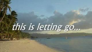 Letting Go by Sozzi --with lyrics