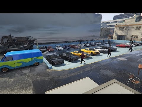 GTA 5 Livestream - MOVIE CAR MEET And Regular Racing PS4