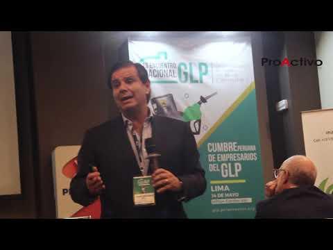 Felipe Cantuarias , Presidente SPH - Encuentro Nacional de GLP