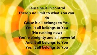 Michelle Williams - Say Yes (Lyrics)