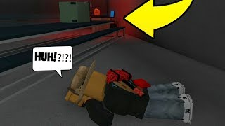 HUH!?! BEAST TRIES HACKING! (Roblox Flee The Facility)