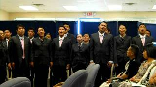 UP Madrigal Singers - Prayer Of St Francis