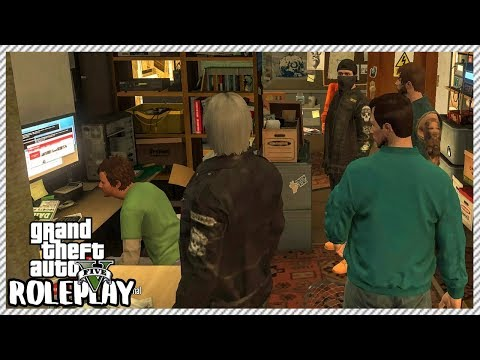 GTA 5 Roleplay - Paying Nerdy Weird Guy For Fake ID | RedlineRP #144