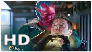 AVENGERS 4: Endgame _ Vision Returns? (2019) Avengers 4 Theory, New Marvel Superhero Movie HD