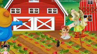 ChiChi ToysReview TV - Trò Chơi bé về quê tập làm nông dân chính hiệu